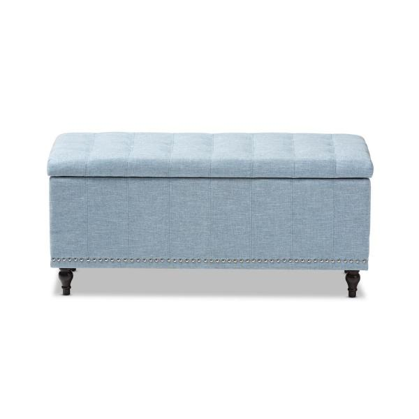 Kaylee Light Blue Bench
