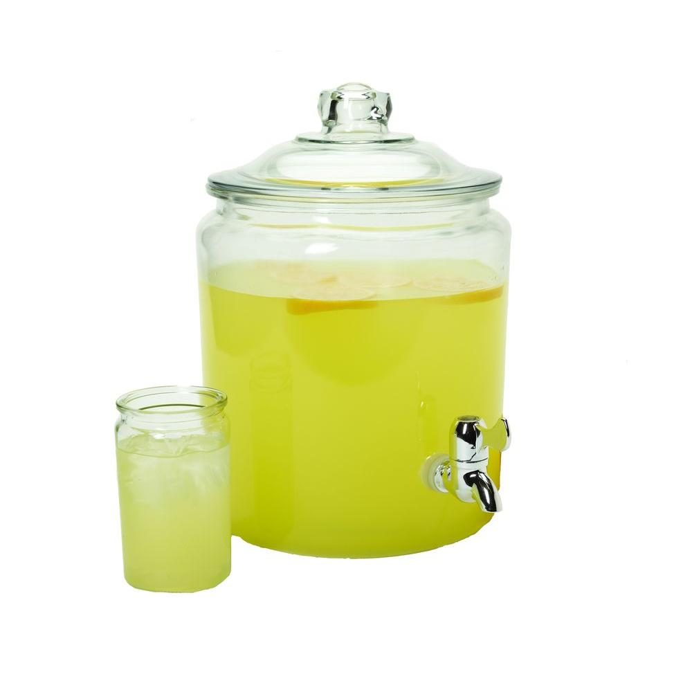 Anchor Hocking 2-Gal. Heritage Hill Jar