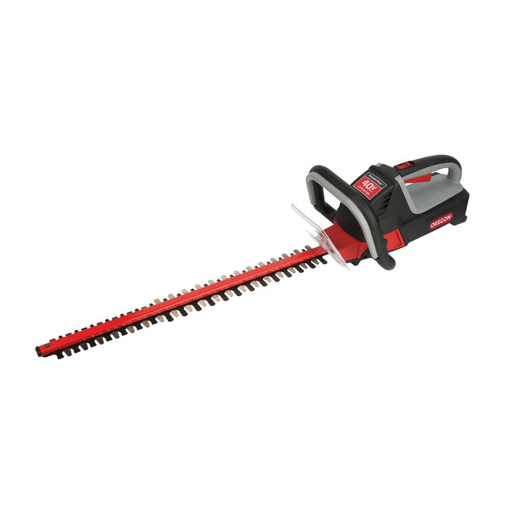 40-Volt HT275 Hedge Trimmer with 2.6 Ah Battery and C650 Charger