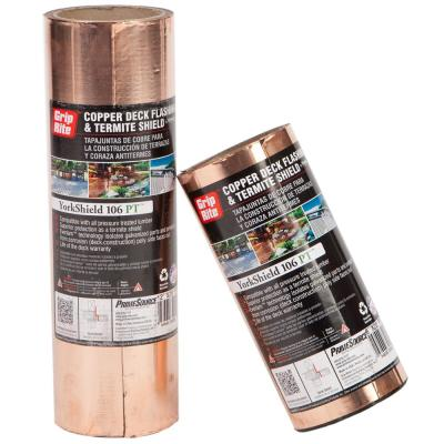 Copper -  Roof Flashing