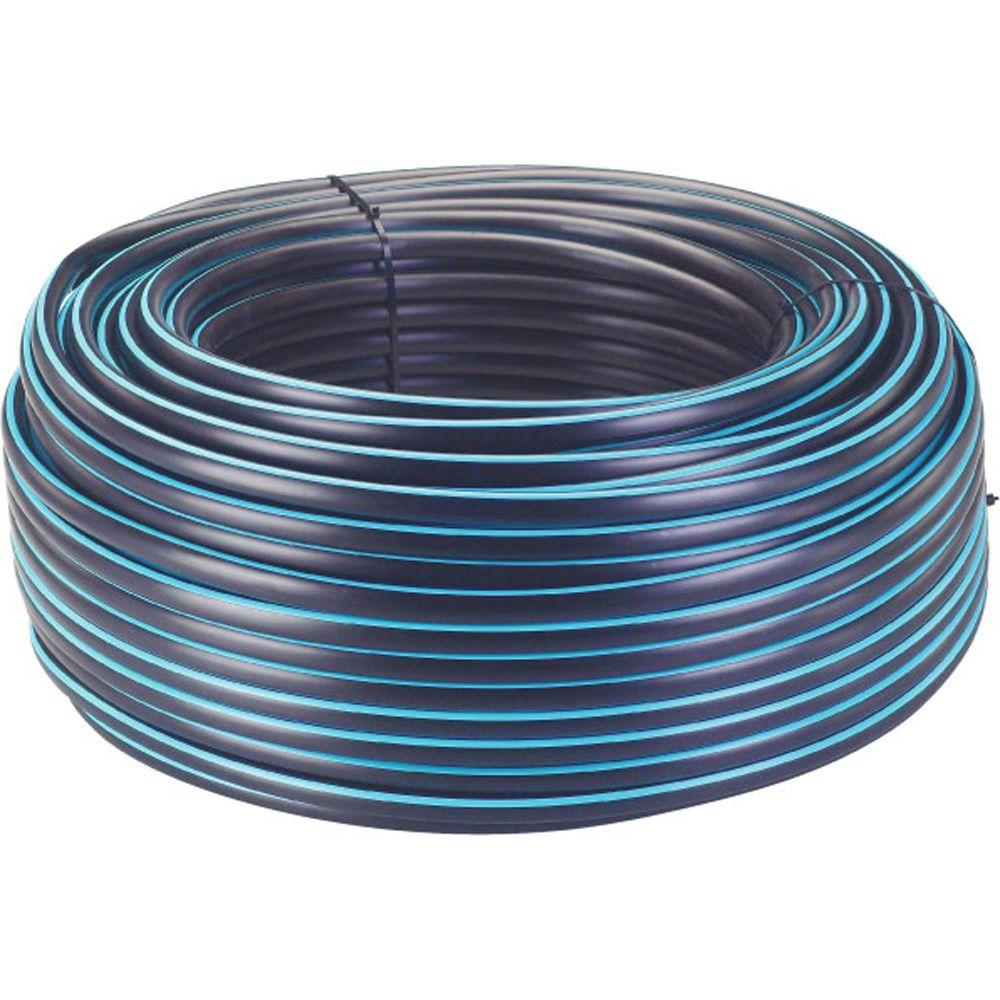 Toro Blue Stripe 1/2 In. X 500 Ft. Drip Tubing