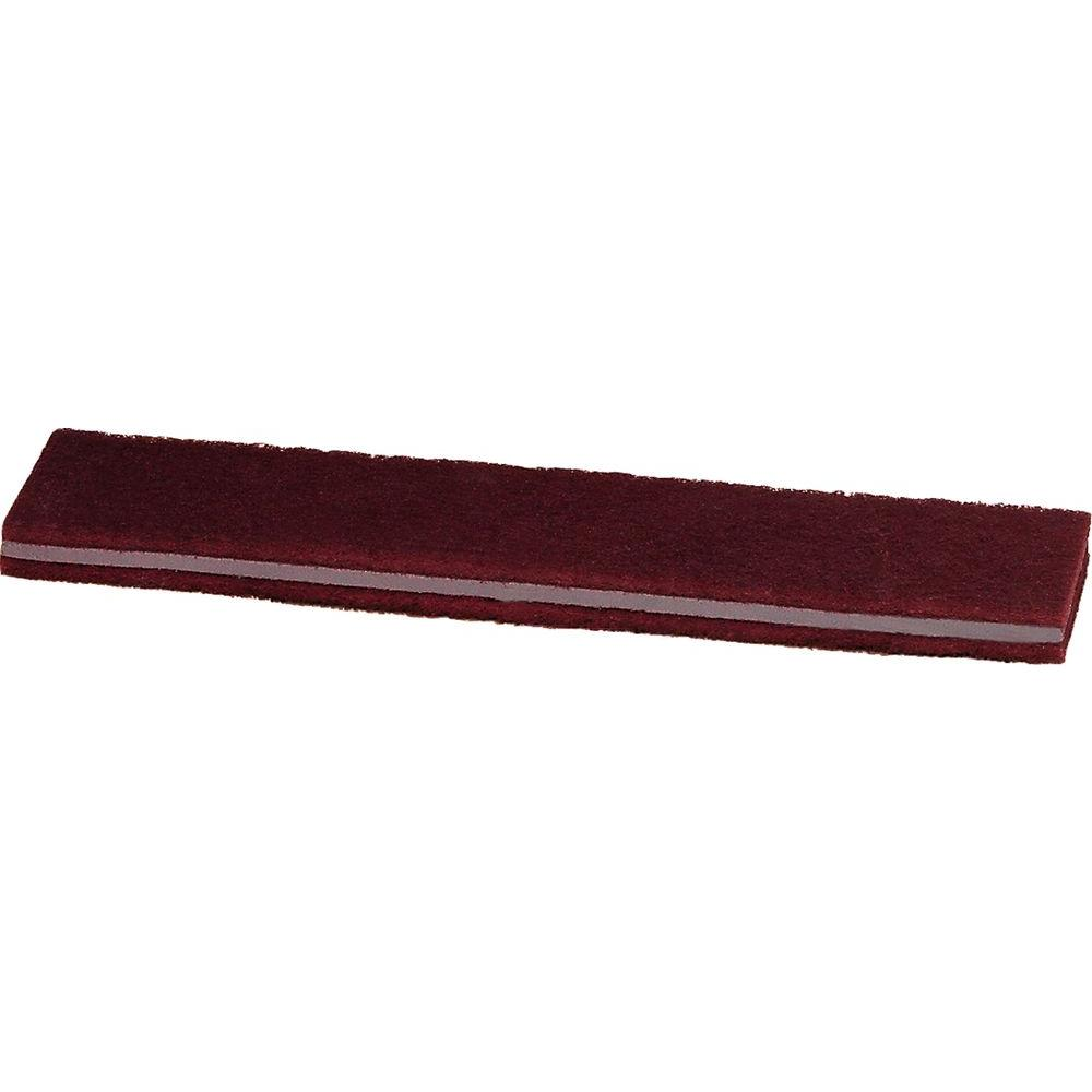 Deck and Floor Sander Finishing Pad 4-1/2 in. x 15-3/4 in.