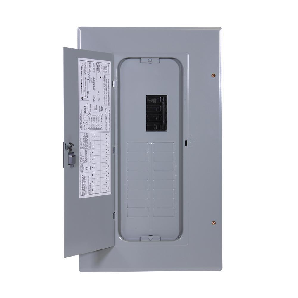 PowerMark Gold 200 Amp 16-Space 32-Circuit Indoor Main Breaker Circuit Breaker Panel