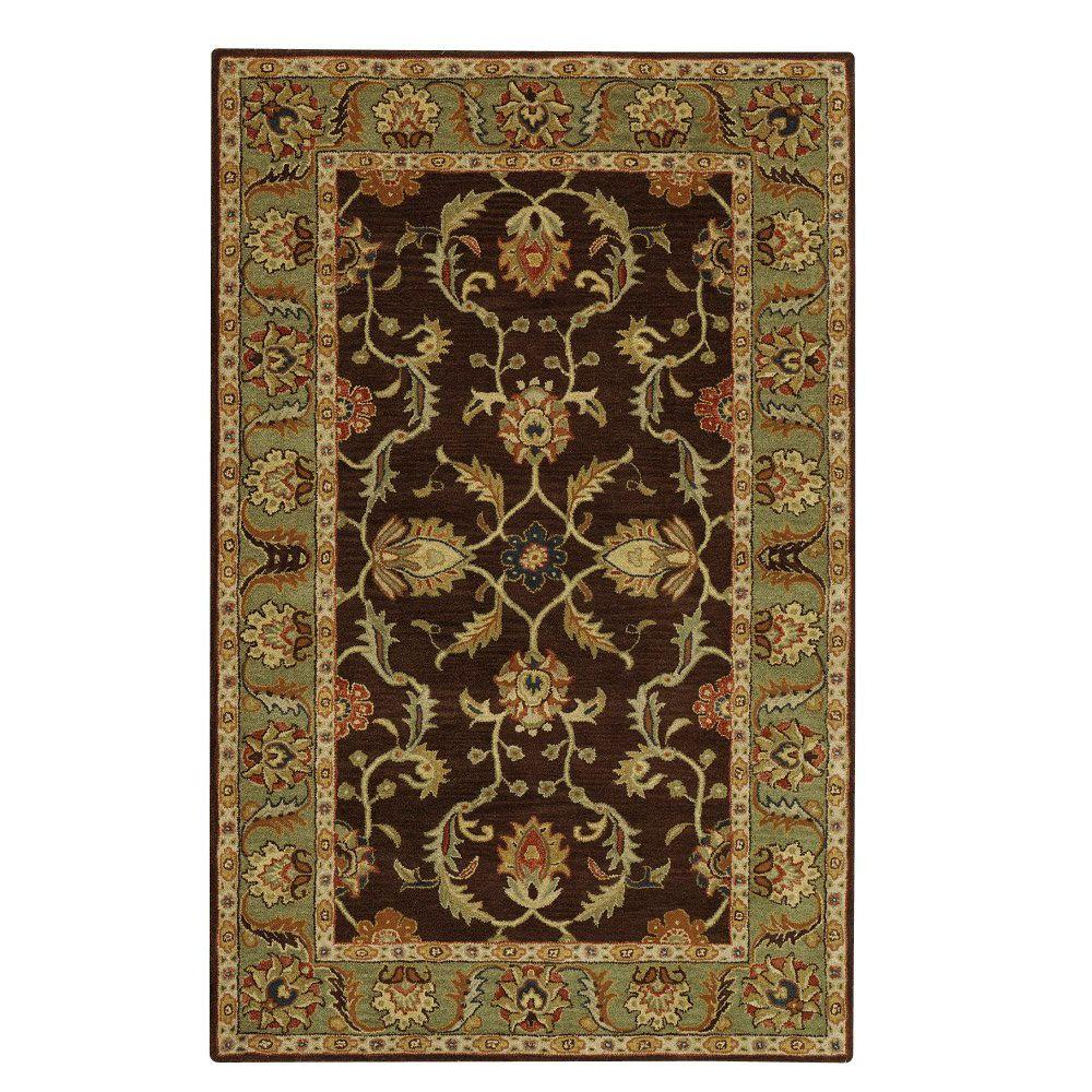 Home Decorators Collection Aristocrat Beige 4 ft. x 6 ft. Area Rug