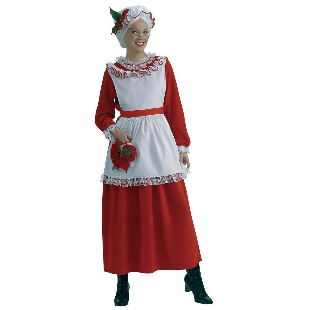 Forum Novelties Classic Women S Mrs Claus Costume