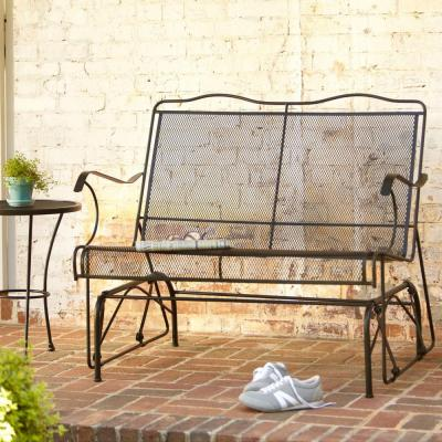 Jackson Patio Loveseat Glider