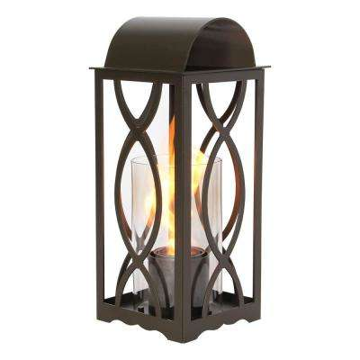 Augusta 20 in. Lantern in Bronze (Small Size)