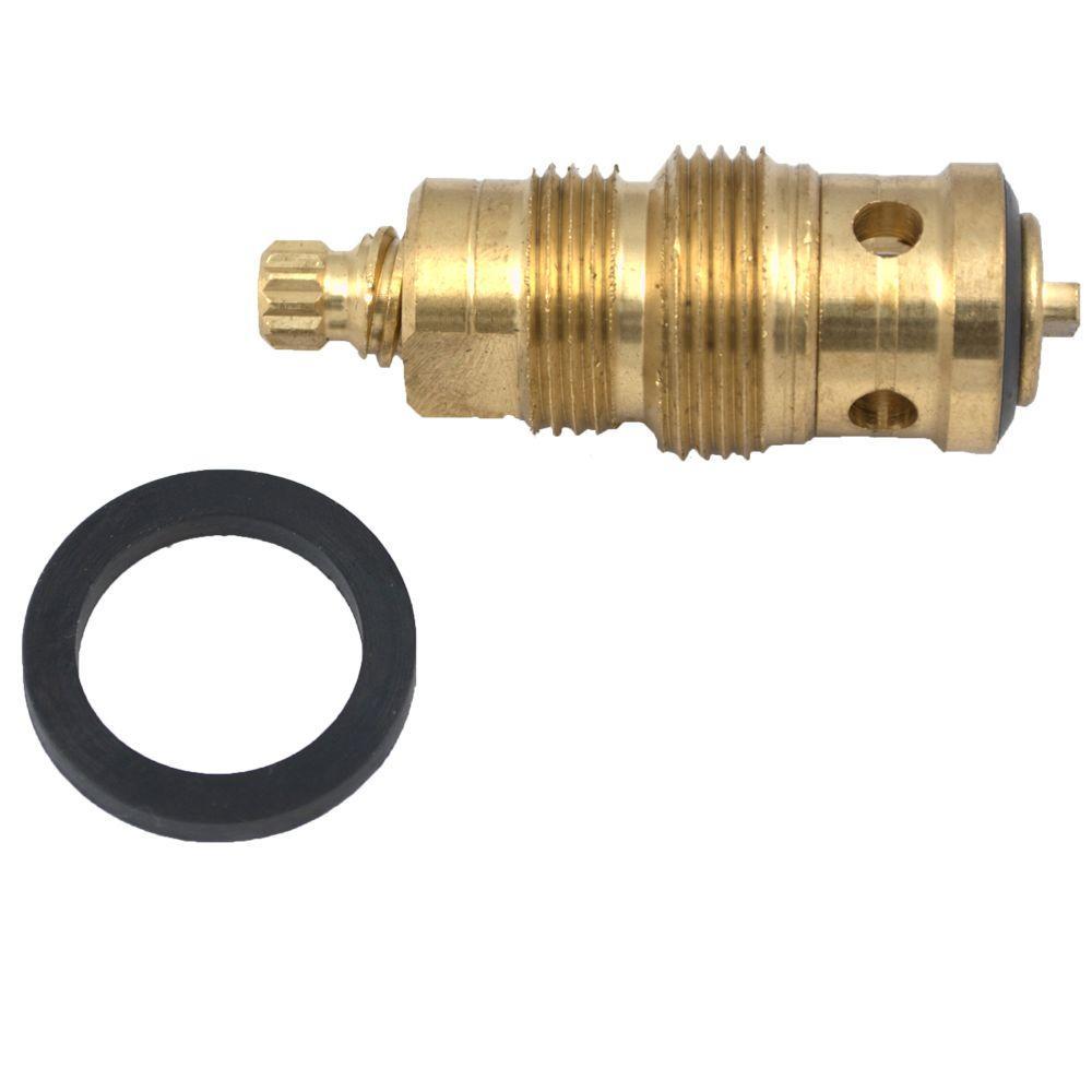 Crane - Cartridges & Stems - Faucet Parts & Repair - The Home Depot