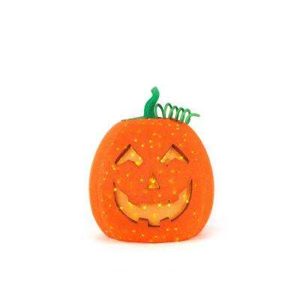 48 in. Warm White LED Pumpkin