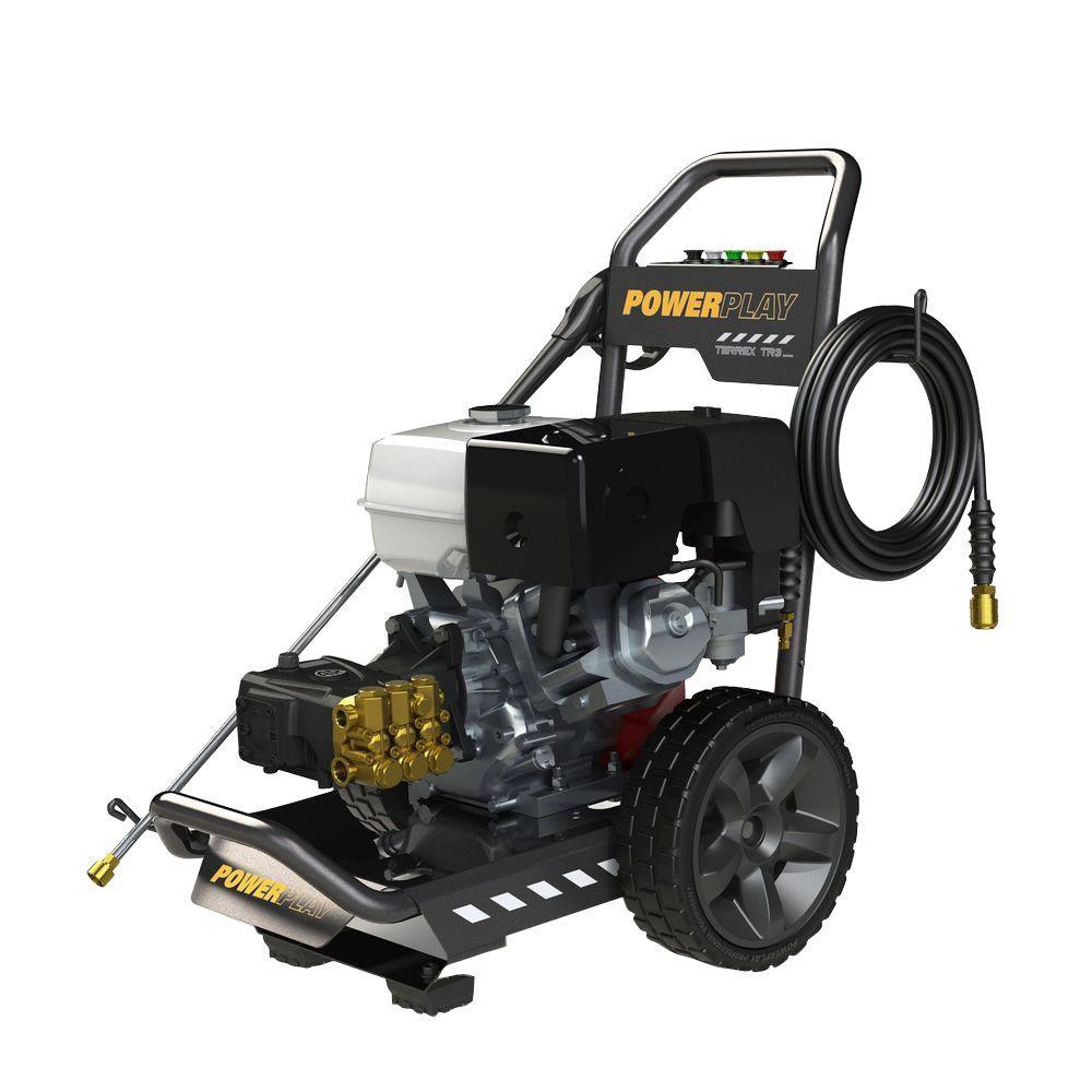Honda GX390 4200-PSI 4.1-GPM Terrex Annovi Reverberi Triplex Pump Gas Pressure Washer