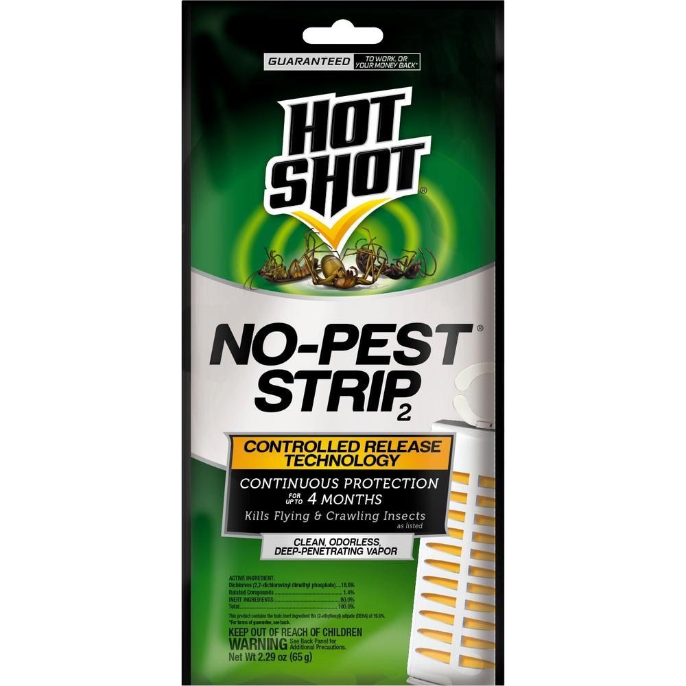 2.29 oz. No-Pest Insect Strip