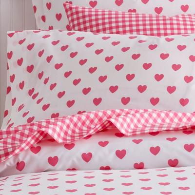 Sweetheart 200-Thread Count Cotton Percale Pillowcase (Set of 2)