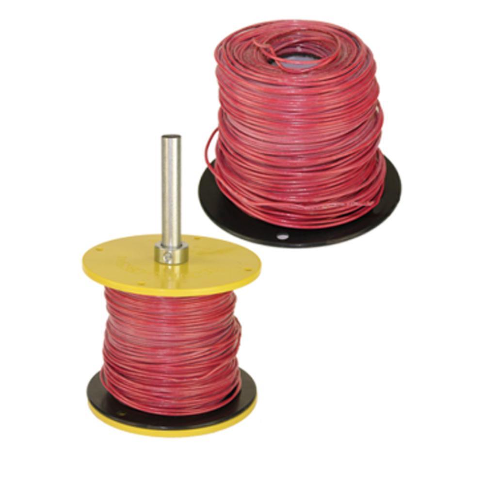 Reel-End Spool Repair