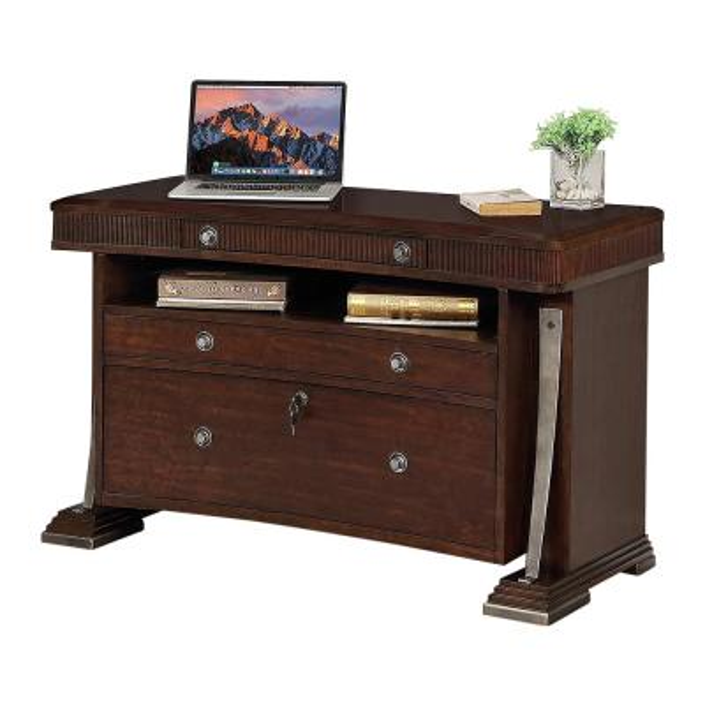 Highland Park Merlot Lateral File Cabinet