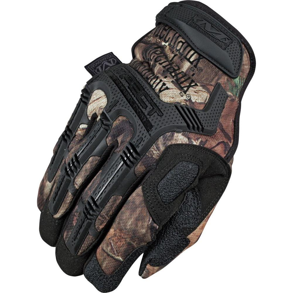 null M-Pact Mossy Oak Infinity Small Glove-DISCONTINUED