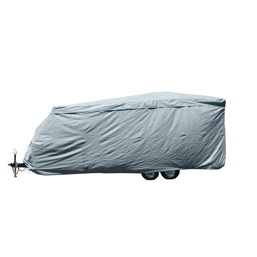Duck Covers Globetrotter Travel Trailer Cover, Fits 34 to 35 ft.
