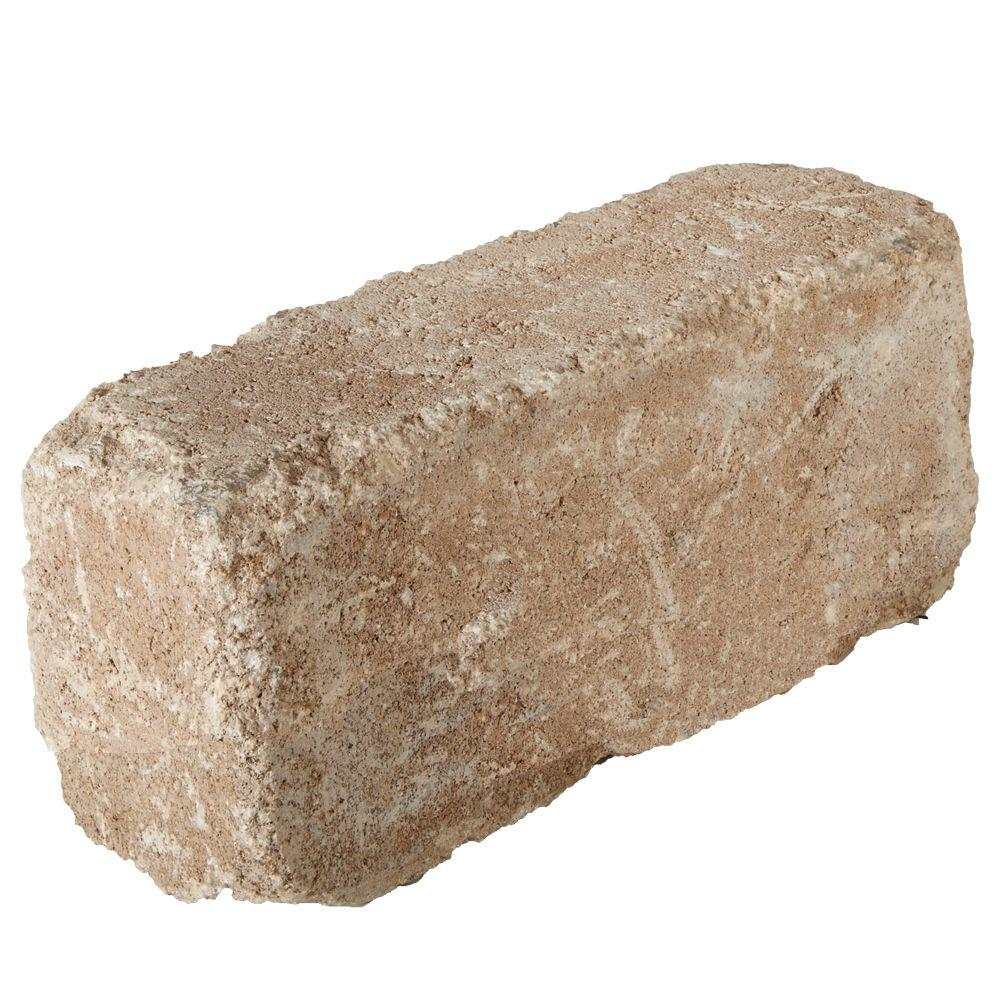 RumbleStone Plank 10.5 in. x 3.5 in. x 3.5 in. Cafe