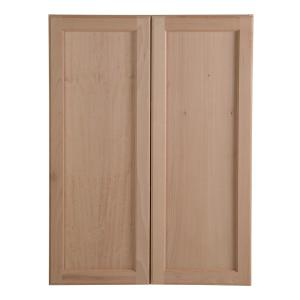 Hampton Bay Easthaven Assembled 27x36x12 In Wall Cabinet