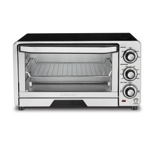 Cuisinart Custom Classic Toaster Oven Broiler in Stainless Steel by Cuisinart