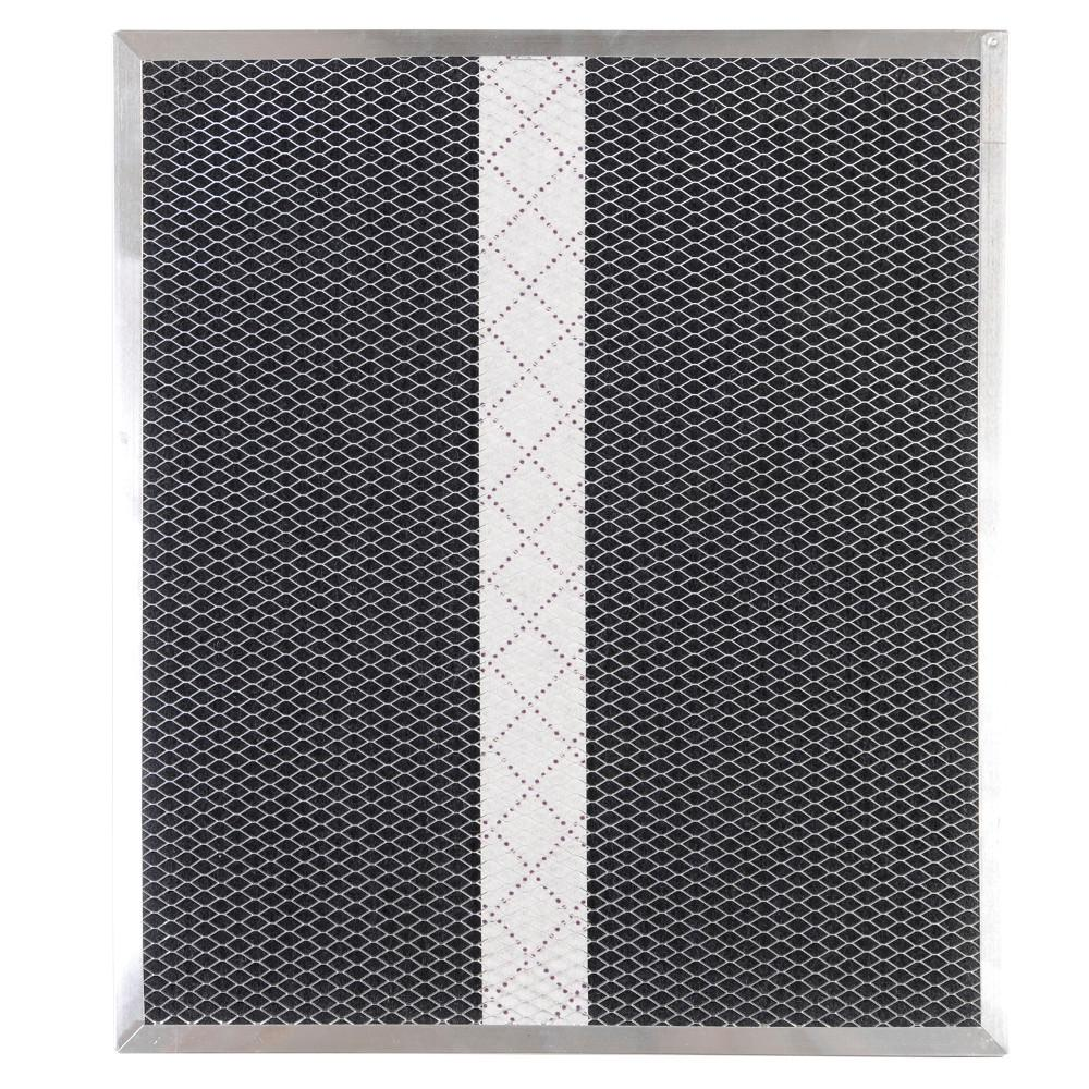 Broan Mantra Series Type XA Ductless Range Hood Replacement Filter for Single Filter Models