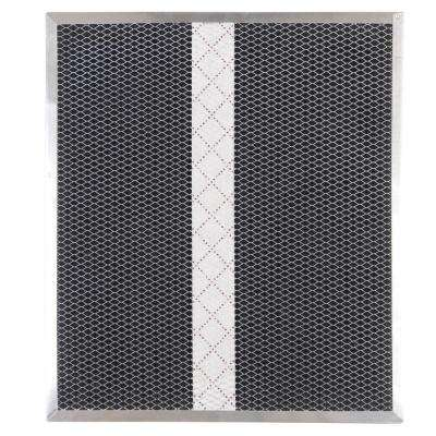 Mantra/Osmos/Glacier Series Type XC Ductless Range Hood Replacement Filters for Dual Filter Models