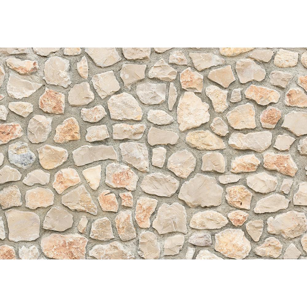 Natural Stone Wall Wall Mural