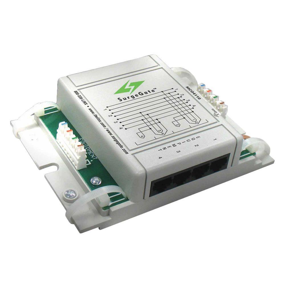 Towermax CO4/110 Module Surge Protector