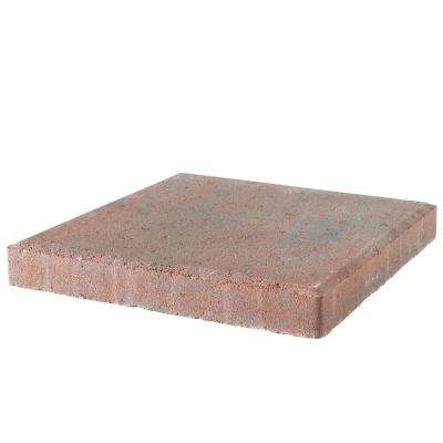 12 in. x 12 in. x 1.57 in. Oaks Blend Square Concrete Step Stone (168-Pieces/168 sq. ft./Pallet)
