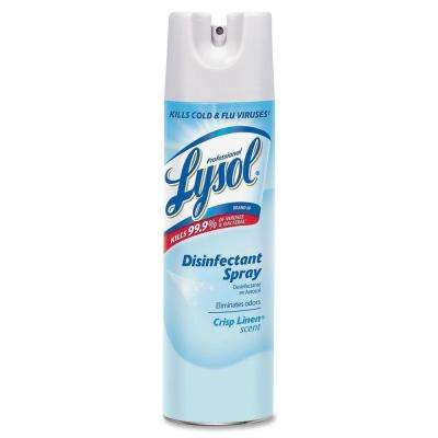 19 oz. Crisp Linen Disinfectant Spray