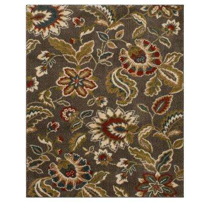 Lucy Brindle 8 ft. x 8 ft. Square Area Rug
