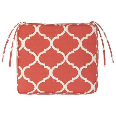 Landview Mango Rectangular Outdoor Seat Cushion