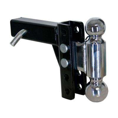 Class III Dual Adjustable Ball Mount