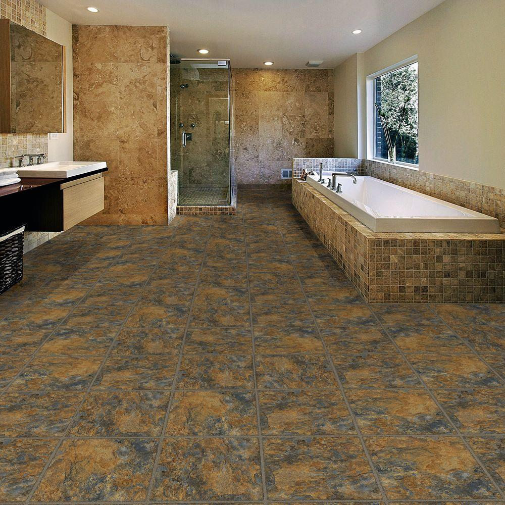 Ashlar Luxury Vinyl Tile Flooring