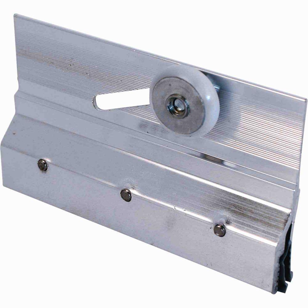 Frameless Sliding Shower Door Roller and Bracket Set