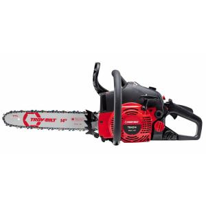 14 in. 42 cc 2-Cycle Lightweight Gas Chainsaw with Automatic Chain Oiler