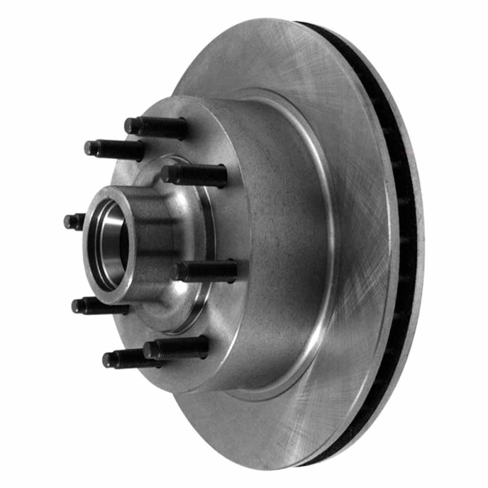 Dura Disc Brake Rotor Hub Assembly Front Br54031 The Home Depot