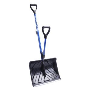 Snow Joe Shovelution 18 inch Strain-Reducing Snow Shovel with Spring-Assist Handle by Snow Joe