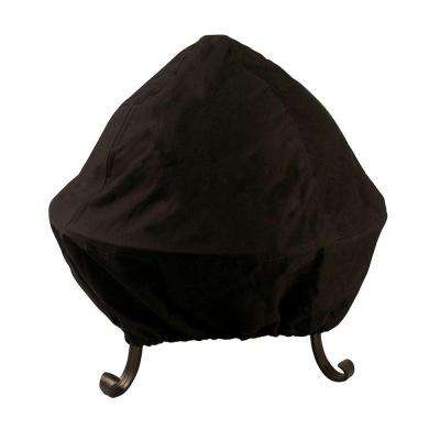 30 in. Folding Screen Fire Pit Storage Cover