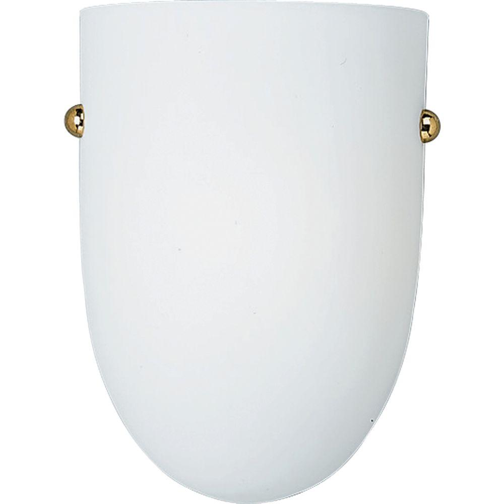 Progress Lighting Polished Brass 2-light Wall Sconce-DISCONTINUED