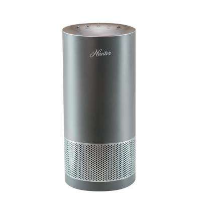 Cylindrical Tower True HEPA Air Purifier
