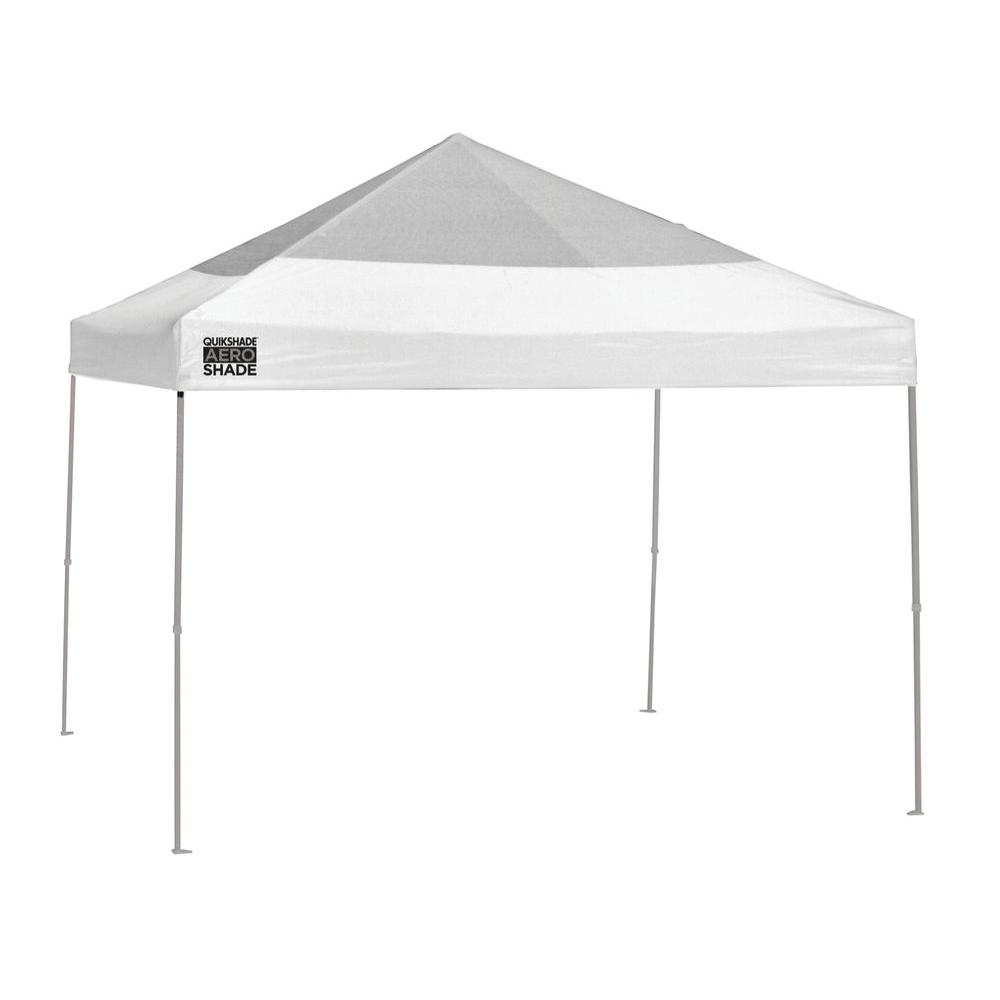 Aero Shade Mesh 10 ft. x 10 ft. White Instant Canopy  sc 1 st  The Home Depot & Pop-Up Tents - Tailgating - The Home Depot