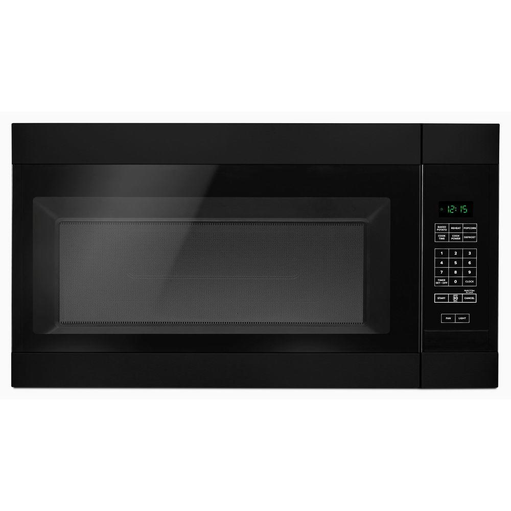 Samsung 30 In W 1 8 Cu Ft Over The Range Microwave Stainless Steel With Sensor Cooking Me18h704sfs Home Depot