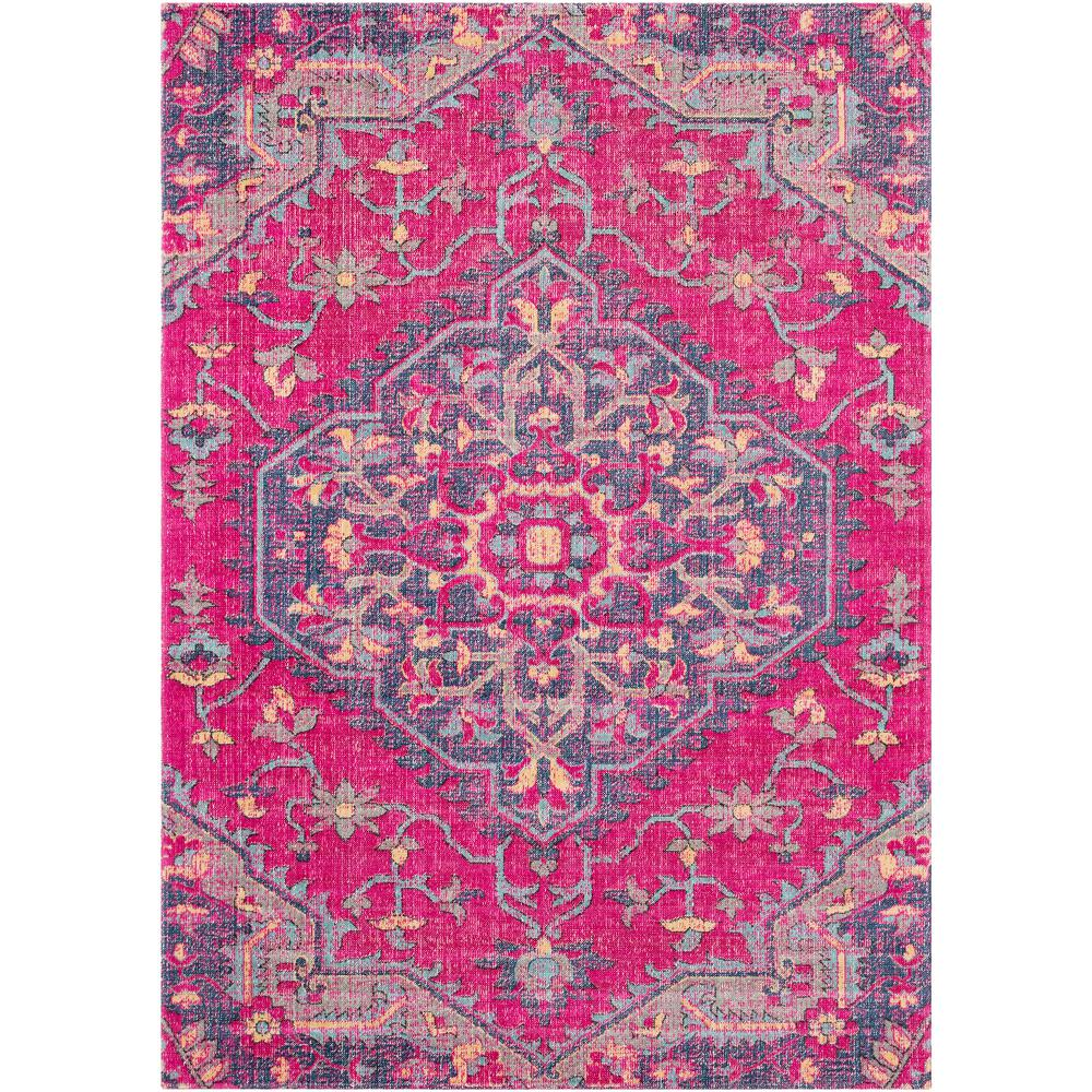 Artistic Weavers Caetlin Bright Pink 5 Ft. 3 In. X 7 Ft. 6
