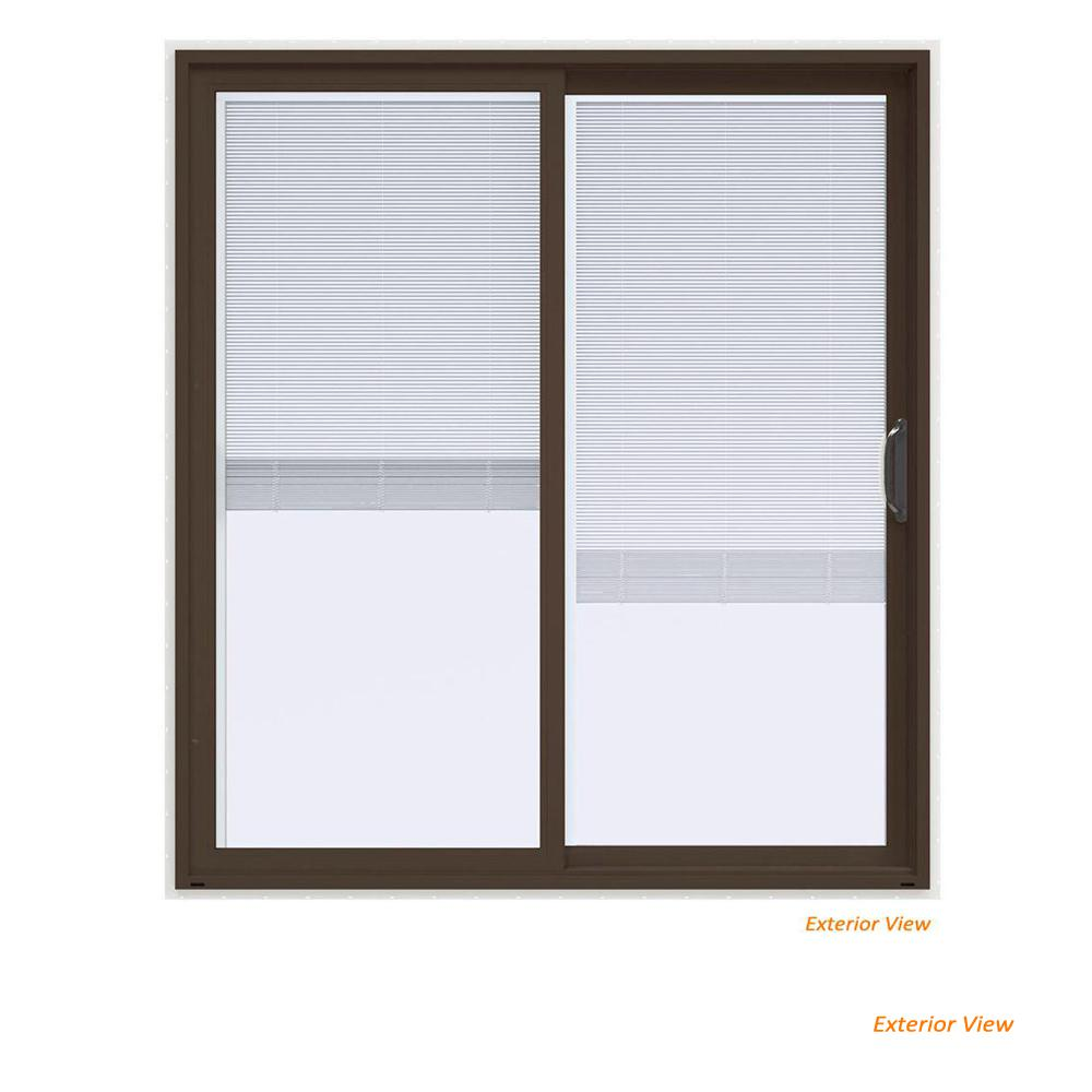 American Craftsman 72 In X 80 In 50 Series White Vinyl Right Hand