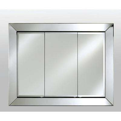 Radiance Cabinets 42 in. x 34 in. Recessed Medicine Cabinet