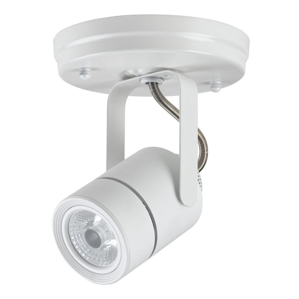 Maximus white dimmable track lighting head m10c9301rwh24d the maximus white dimmable track lighting head aloadofball Gallery