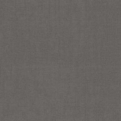 Poplin Grey Woven Texture Wallpaper