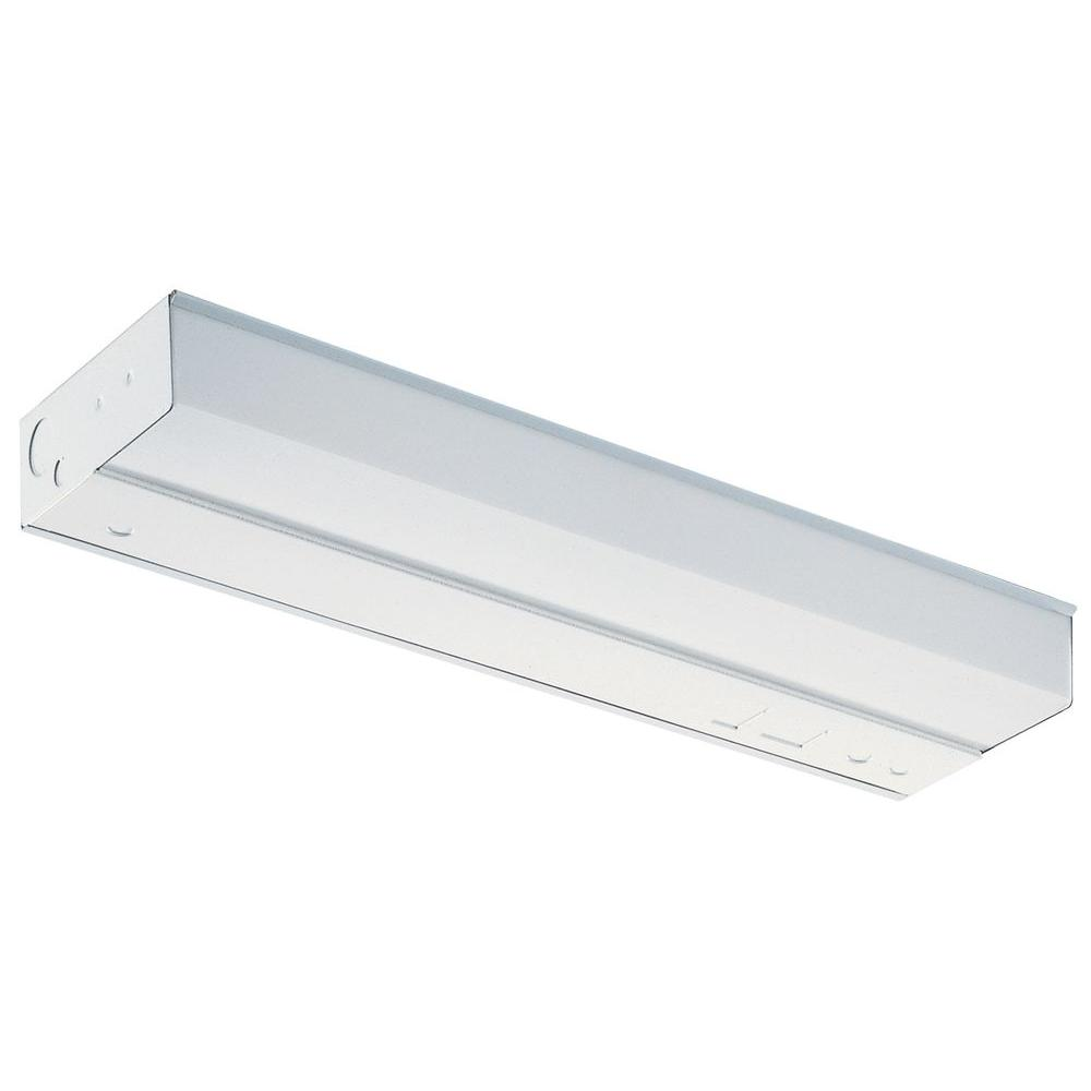 Lithonia lighting 1 light white under cabinet light 2uc 30 120 swr lithonia lighting 1 light white under cabinet light 2uc 30 120 swr m6 the home depot aloadofball Choice Image