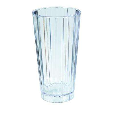 22 oz. Capacity Polycarbonate Tumbler in Clear (Case of 36)