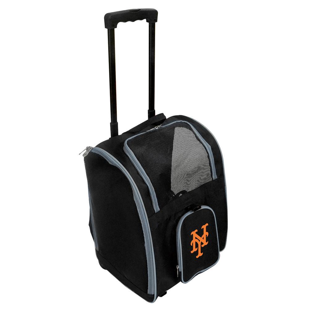 Denco NHL Philadelphia Flyers Pet Carrier Premium Bag with wheels in ... 0069f96f6